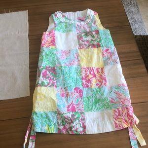 Light Lilly Pulitzer dress size 6
